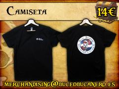 Camiseta Buceo Bucanero - 14€