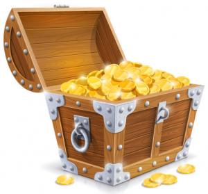 Cofre del tesoro